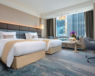 Caesar Park Hotel Banqiao - Taipei - Bedroom
