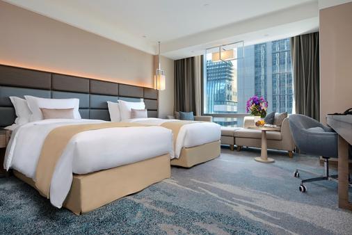 板橋凱撒大飯店 - 台北 - 臥室