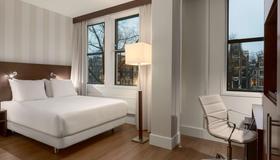 NH City Centre Amsterdam - Am-xtéc-đam - Phòng ngủ