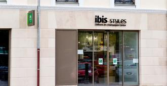 Ibis Styles Chalons En Champagne Centre - Châlons-en-Champagne