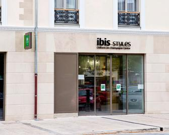 Ibis Styles Chalons En Champagne Centre - Châlons-en-Champagne - Gebouw