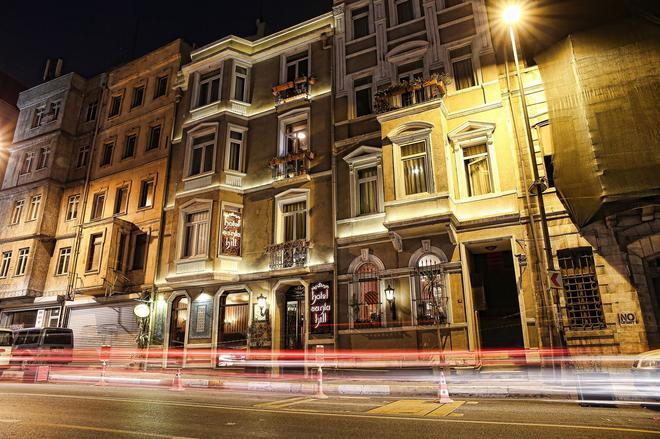 Hotel Santa Hill - Istanbul - Building
