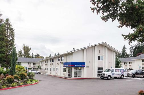 Motel 6 Seattle Sea-Tac Airport - SeaTac - Building