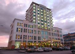 ذا بارامونت هوتل - سيبو - مبنى
