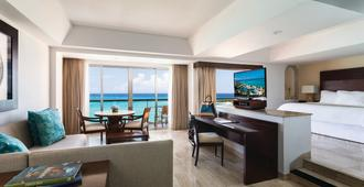 Grand Fiesta Americana Coral Beach Cancun - Cancún - Olohuone