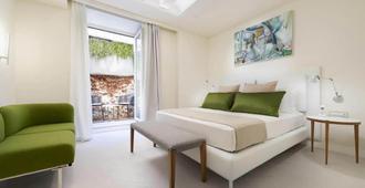 Villa Blu Capri Hotel - Anacapri - Camera da letto