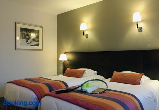 Le Manoir Hotel - Le Touquet - Bedroom