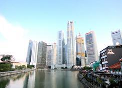 Heritage Collection on Boat Quay (South Bridge Wing) - Singapur - Vista del exterior