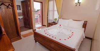 Neth Socheata Hotel - סיאם ריפ - חדר שינה