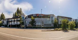 Blvd Hotel & Spa-Walking Distance To Universal Studios Hollywood - Los Ángeles - Edificio