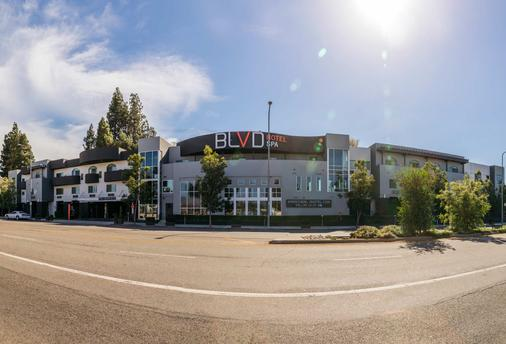 Blvd Hotel & Spa-Walking Distance To Universal Studios Hollywood - Los Angeles - Rakennus