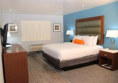 Blvd Hotel & Spa-Walking Distance To Universal Studios Hollywood - Los Angeles - Bedroom