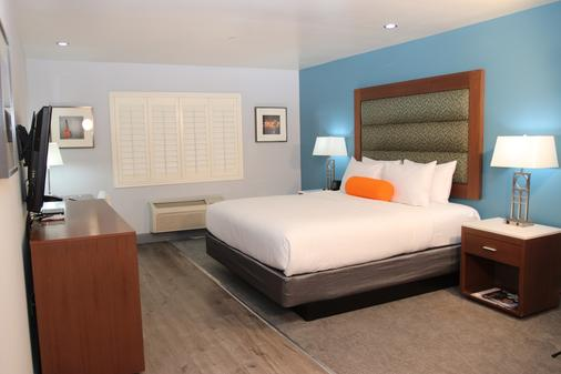 Blvd Hotel & Spa-Walking Distance To Universal Studios Hollywood - Los Angeles - Makuuhuone