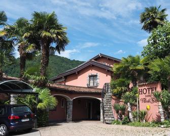 Hotel Villa del Sole Garni - Ponte Tresa - Gebäude