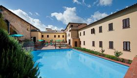 Hotel San Lino - Volterra - Piscine