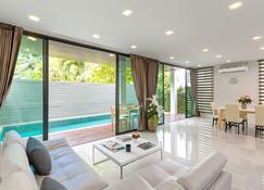Utopia Kata - Phuket - Sala de estar