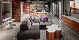 Yotel San Francisco - San Francisco - Living room