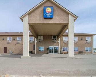 Comfort Inn - Доусон-Крік - Building
