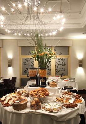 Hotel Intersur Recoleta - Buenos Aires - Buffet