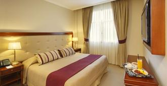 Hotel Intersur Recoleta - Buenos Aires - Slaapkamer