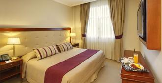 Hotel Intersur Recoleta - Buenos Aires - Makuuhuone