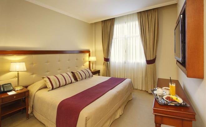 Hotel Intersur Recoleta - Μπουένος Άιρες - Κρεβατοκάμαρα