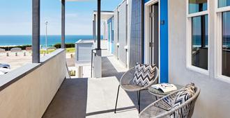 Pacific View Inn - סן דייגו - מרפסת