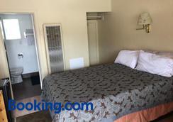 Highlander Motel - Williams - Bedroom