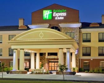 Holiday Inn Express & Suites Greenville - Greenville - Gebouw