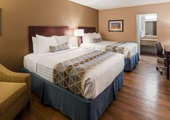 Best Western Annapolis - Annapolis - Makuuhuone