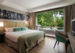 El Portal Suites - Mendoza - Κρεβατοκάμαρα