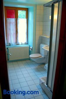 Hotel De l'Ours - Vuiteboeuf - Bathroom