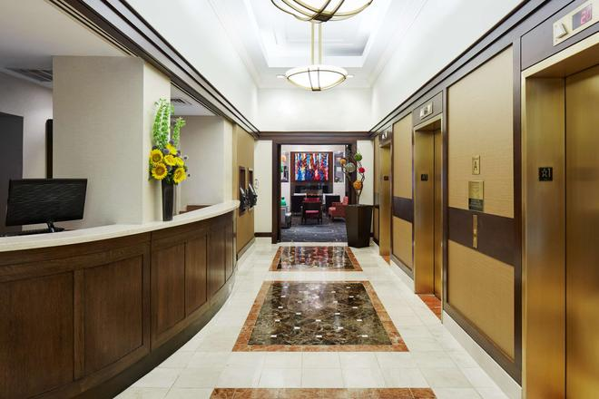 Club Quarters Hotel, Wall Street - New York - Lobby