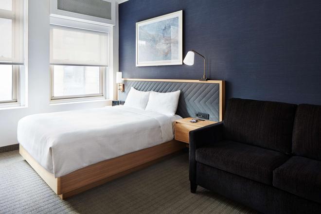 Club Quarters Hotel, Wall Street - Nova York - Quarto