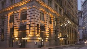 Club Quarters Hotel, Wall Street - New York - Toà nhà