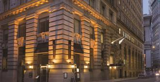 Club Quarters Hotel, Wall Street - Нью-Йорк - Здание