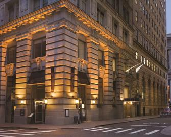 Club Quarters Hotel, Wall Street - New York - Building