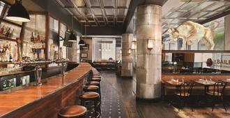 Club Quarters Hotel, Wall Street - Nueva York - Bar