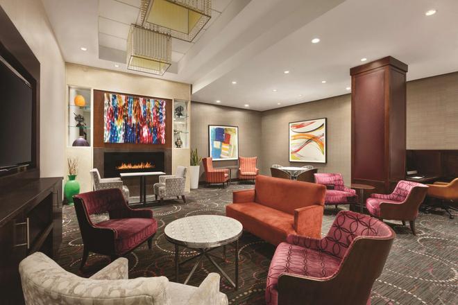 Club Quarters Hotel, Wall Street - New York - Lounge