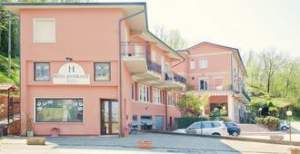Hotel Nella - La Spezia - Toà nhà