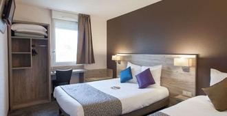 Brit Hotel Saumur - Saumur - Makuuhuone