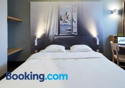 瑟堡民宿酒店 - 拉格拉斯里 - 瑟堡 - 臥室