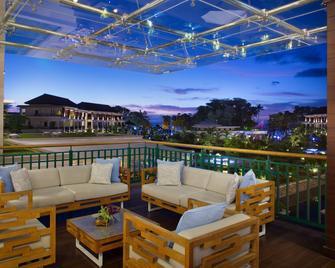 Savoy Seychelles Resort & Spa - Beau Vallon - Balcony