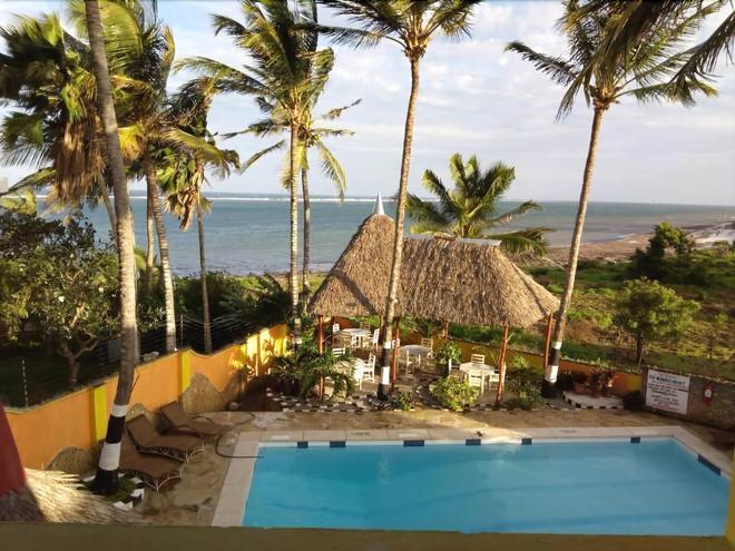 Ocean View Nyali Boutique Hotel - Mombasa - Pool