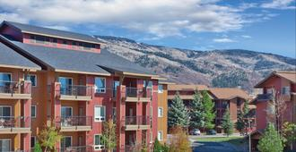 Wyndham Vacation Resorts Steamboat Springs - Steamboat Springs - Κτίριο