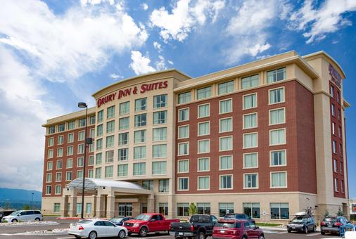 Drury Inn & Suites Colorado Springs Near the Air Force Academy - Colorado Springs - Building