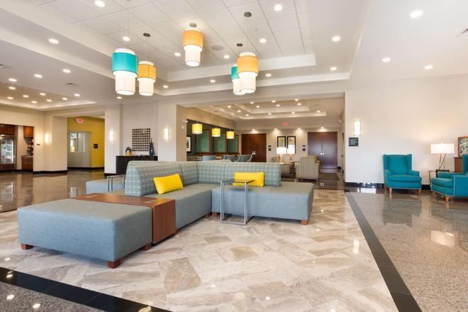 科羅拉多斯普林斯德魯里酒店 - 科羅拉多斯普林斯 - 科羅拉多泉 - 大廳