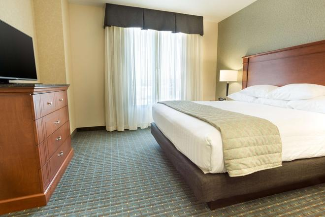 科羅拉多斯普林斯德魯里酒店 - 科羅拉多斯普林斯 - 科羅拉多泉 - 臥室