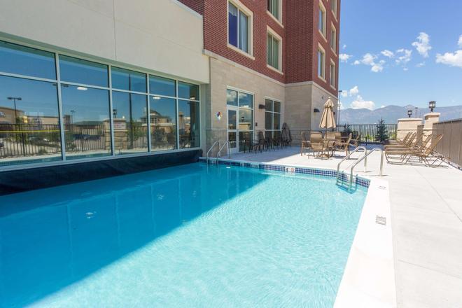 科羅拉多斯普林斯德魯里酒店 - 科羅拉多斯普林斯 - 科羅拉多泉 - 游泳池