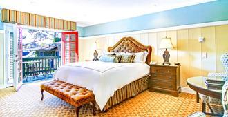 Wayside Inn - Carmel-by-the-Sea - Bedroom